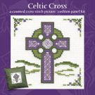 Celtic Cross Picture Panel Counted Cross Stitch Kit
