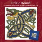 Celtic Hound Picture Panel Counted Cross Stitch Kit