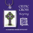 Celtic Cross Keyring Counted Cross Stitch Kit