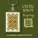Celtic Knot Keyring Counted Cross Stitch Kit