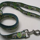 Dog Lead - Lucky Dog - Large 1""