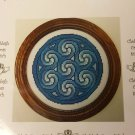 Aberlemno Circle Counted Cross Stitch Kit