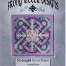 Midnight Snowflake Ornament Chart