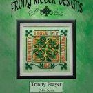Trinity Prayer Ornament Chart