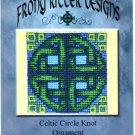 Celtic Circle Knot Ornament Chart