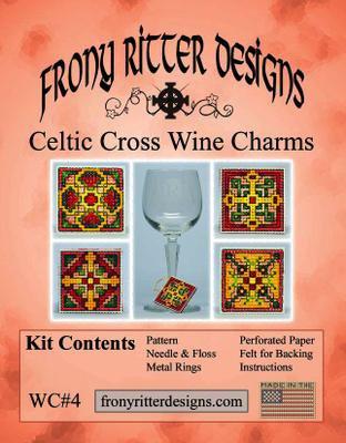 Celtic Wine Charms Kit