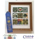 Irish Quilt Blocks Set 1 Chart