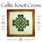 Celtic Knot Cross Stitch chart