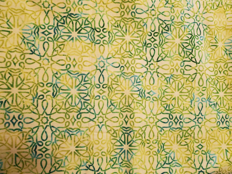 Light Green Celtic Knotwork Utility Sac