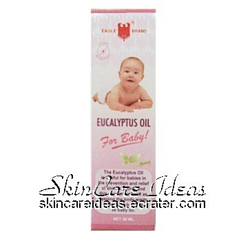Eagle Brand Eucalyptus Oil for Baby 30ml
