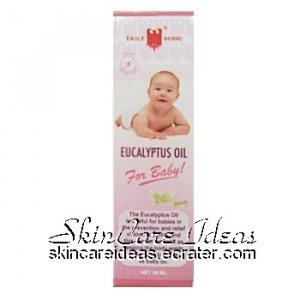 Eagle Brand Eucalyptus Oil for Baby 30ml