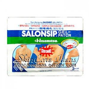 Salonsip Gel-Patch (6 plasters)
