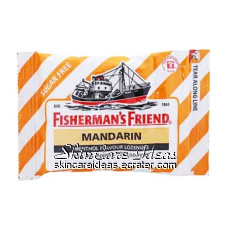 Fisherman's Friend Sugar Free Mandarin 25g (Pack of 6)