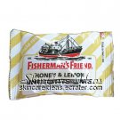Fisherman's Friend Sugar Free Honey & Lemon 25g (Pack of 6)