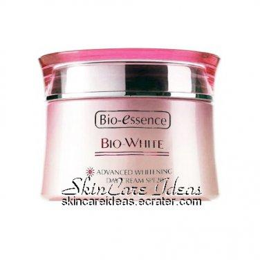 Bio-Essence Bio-White Advanced Whitening Day Cream SPF20 50g