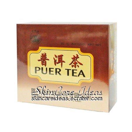 Sea Dyke Pu'er Tea 2g x 100 bags