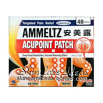 Ammeltz Acupoint Patch (96 plasters)
