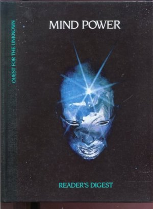 Mind Power - Quest For the Unknown - Reader's Digest Book