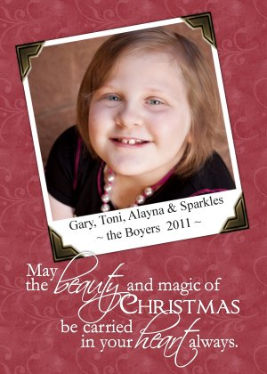 Christmas Card 7