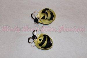 BUMBLEBEE -2- | set of 2 clippies