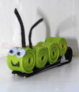 CATERPILLAR -1- | CLIPPIE