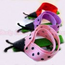 LADYBUG TRIO -1 of each color- | SET OF 3 CLIPPIES
