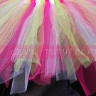 'LIGHT RAINBOW' youth girls tutu