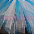 'WINTERTIME' toddler girls tutu