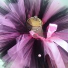 'IZZY' baby girls bows 'n bling tutu