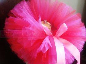 'KAYLA' baby girls bows 'n bling tutu