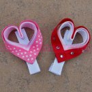 PAIR OF HEARTS  | CLIPPIE