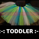 'BAHAMA LOVE' toddler girls tutu
