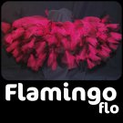 FLAMINGO FLO | toddler girls petitu tutu
