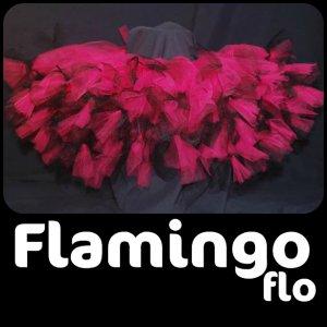 FLAMINGO FLO | toddler girls petitu tutu
