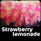 STRAWBERRY LEMONADE | YOUTH girls petitu tutu