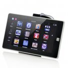 7 Inch Touch Screen Car GPS Navigation System Bluetooth, & Windows CE 6.0.