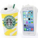 *New IPhone 6 Cover. Star Bucks Theme!* Fits IPhone 6 (4.7). Very durable Silicone Material.