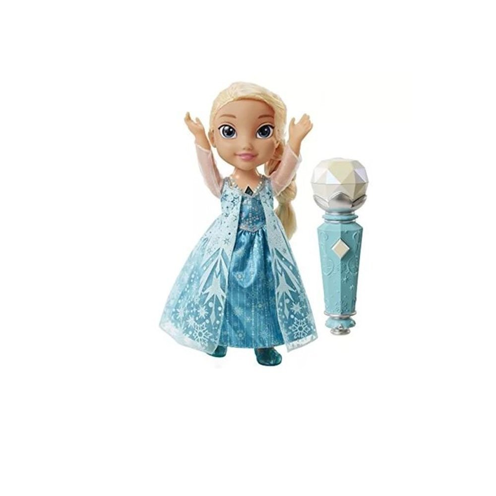 Frozen Disney's Sing Along Elsa with Light Up Necklace. **Sings In Spanish and English**