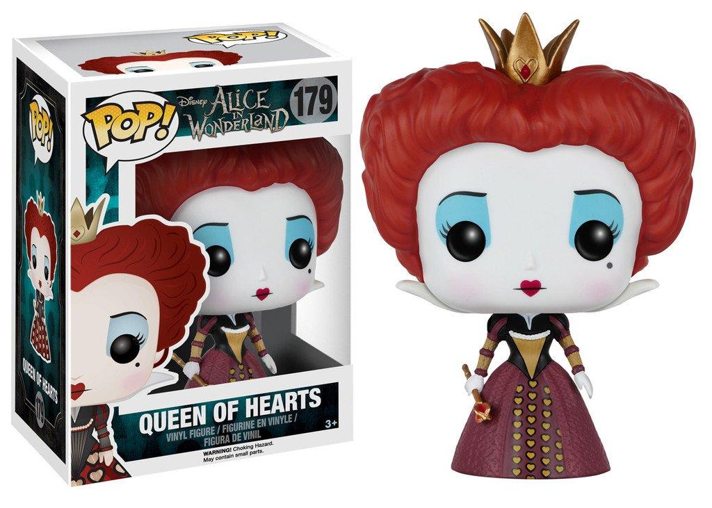 Funko POP Alice in Wonderland - Queen of Hearts Action Figure