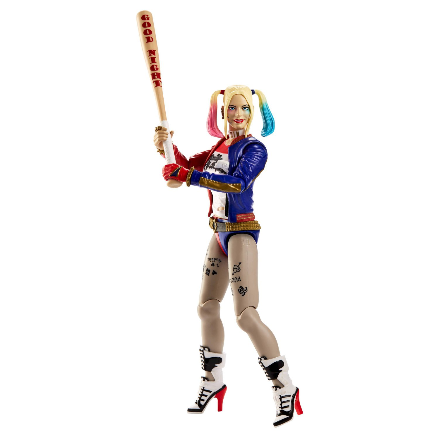 """12"""" Harley Quinn-Suicide Squad Harley Quinn Figure**Sexy**"""