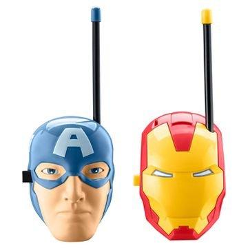 marvel Avenger Iron Man & Captain America walkie talkie