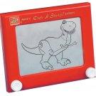 Etch-A-Sketch. The Original Laptop.