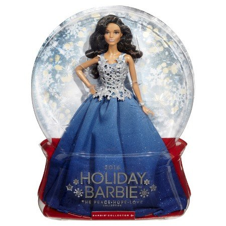 2016 Barbie Collector Holiday African American Doll