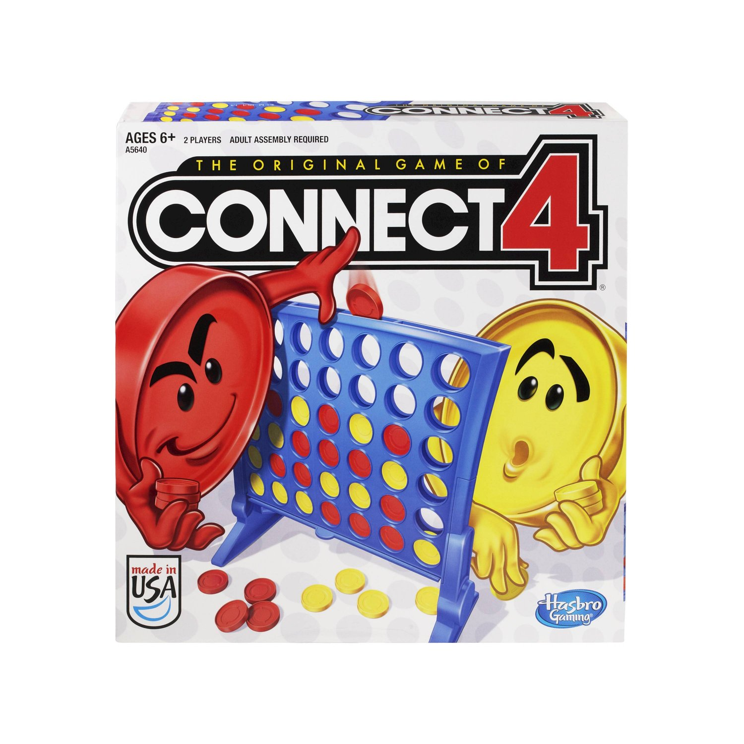 how to play connect 4 game