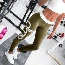 Sexy Push-up exercise Leggings. **Olive Drab**