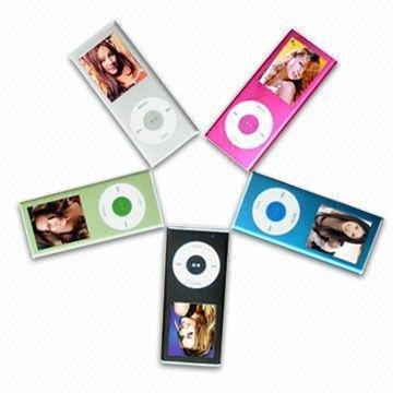 MP-169N Flash MP3 Player (Ipod Nano Second Generation )  MP4 4GB