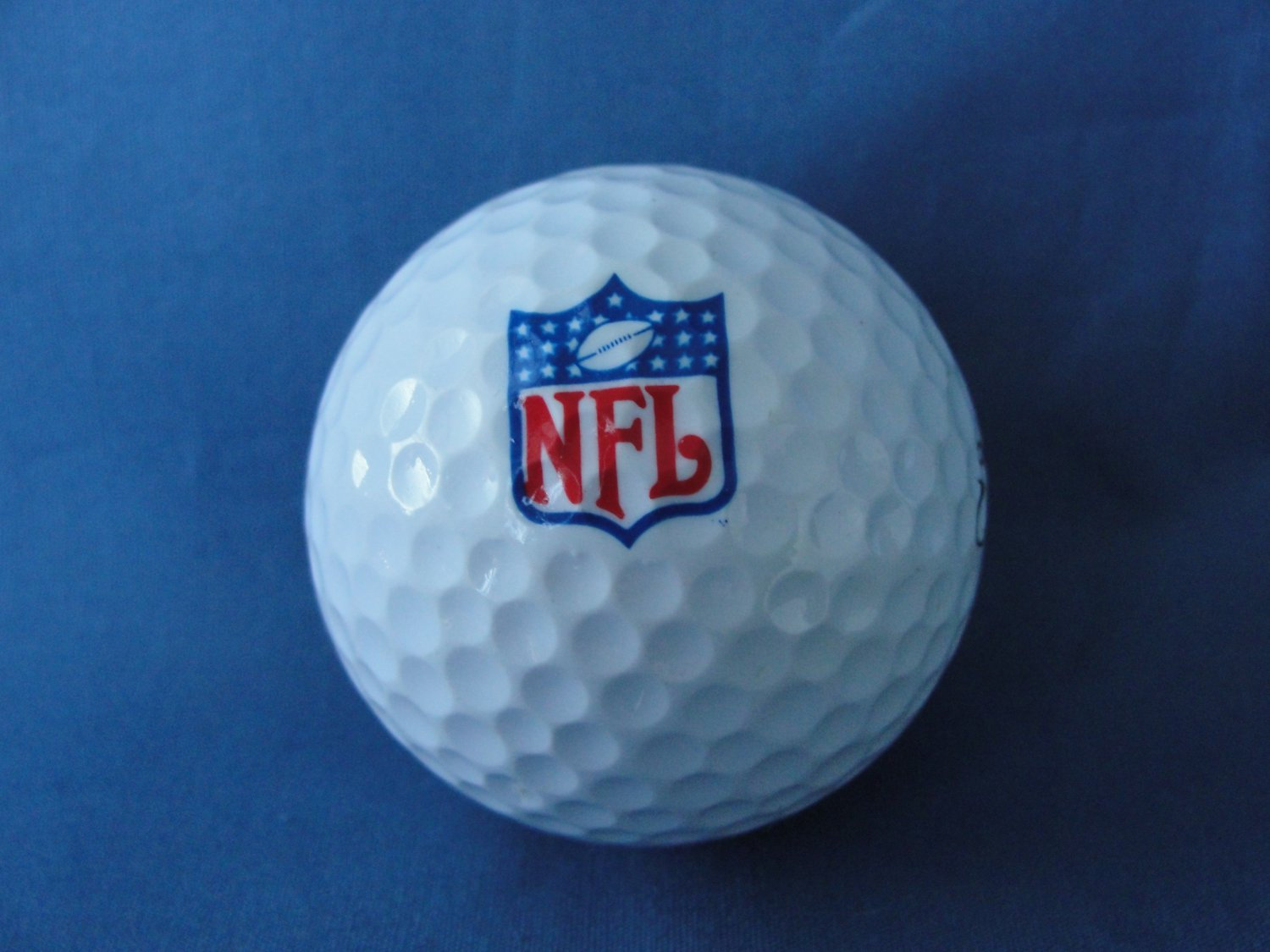 NFL Logo Golf Ball