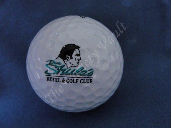 Don Shula Logo Golf Ball