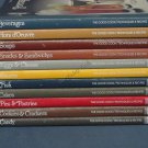 The Good Cook Set of 11 Time Life Cookbooks