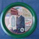 """Coca Cola """"85th Anniversary Tray"""" Vintage 1970's"""